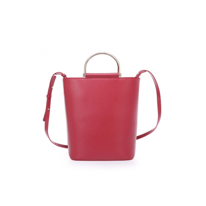 Crossbody Bucket Handbag Purse