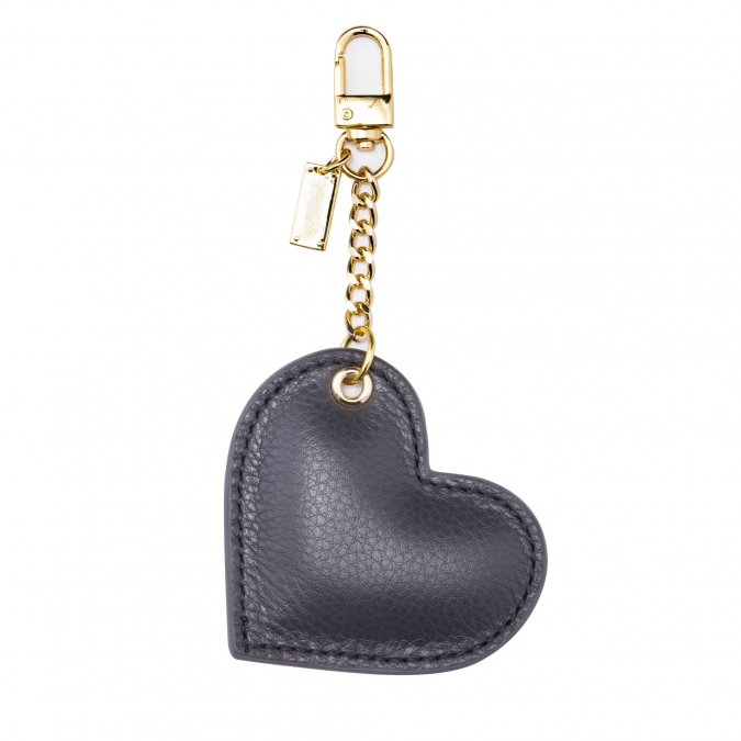 leather heart shape accessories